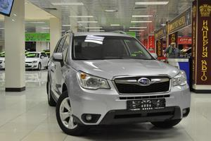 Авто Subaru Forester, 2014 года выпуска, цена 1 300 000 руб., Москва