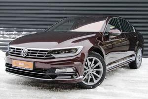 Авто Volkswagen Passat, 2016 года выпуска, цена 2 046 000 руб., Санкт-Петербург
