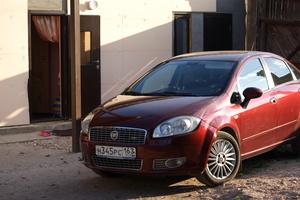 Автомобиль Fiat Linea, хорошее состояние, 2008 года выпуска, цена 270 000 руб., Тольятти