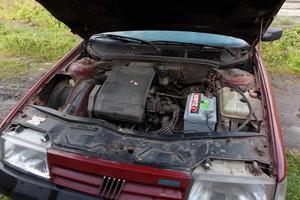 Автомобиль Fiat Tempra, среднее состояние, 1991 года выпуска, цена 45 000 руб., Санкт-Петербург