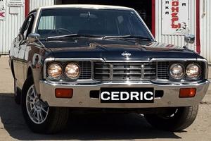 Автомобиль Nissan Cedric, отличное состояние, 1976 года выпуска, цена 599 999 руб., Самара