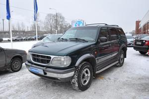 Авто Ford Explorer, 1997 года выпуска, цена 259 800 руб., Санкт-Петербург