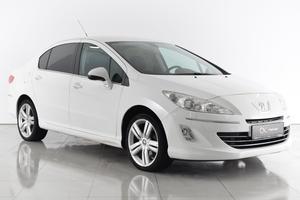 Авто Peugeot 408, 2012 года выпуска, цена 534 000 руб., Ростовская область