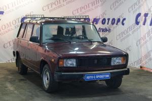 Авто ВАЗ (Lada) 2104, 2008 года выпуска, цена 75 000 руб., Москва