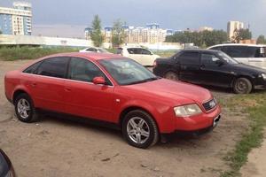 Автомобиль Audi A6, хорошее состояние, 1999 года выпуска, цена 310 000 руб., Красноярск