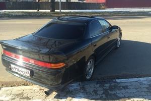 Автомобиль Toyota Mark II, хорошее состояние, 1996 года выпуска, цена 370 000 руб., Благовещенск