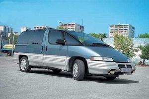 Автомобиль Pontiac Trans Sport, среднее состояние, 1990 года выпуска, цена 55 000 руб., Москва