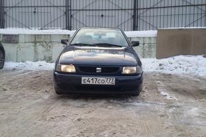 Автомобиль SEAT Ibiza, отличное состояние, 1999 года выпуска, цена 125 000 руб., Москва