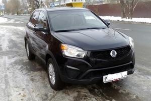Автомобиль SsangYong Actyon, отличное состояние, 2014 года выпуска, цена 900 000 руб., Мытищи