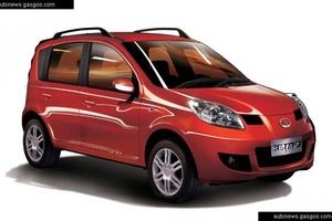 Автомобиль Great Wall Peri, хорошее состояние, 2008 года выпуска, цена 180 000 руб., Кострома