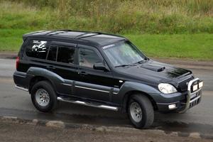 Автомобиль Hyundai Terracan, хорошее состояние, 2004 года выпуска, цена 565 000 руб., Москва