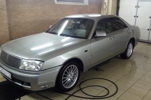 Автомобиль Nissan Cedric, среднее состояние, 2000 года выпуска, цена 250 000 руб., Иркутск