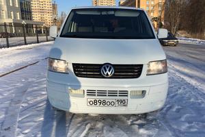 Подержанный автомобиль Volkswagen Transporter, хорошее состояние, 2005 года выпуска, цена 700 000 руб., Московская область