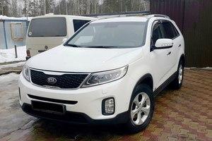 Подержанный автомобиль Kia Sorento, отличное состояние, 2015 года выпуска, цена 1 699 999 руб., Раменское