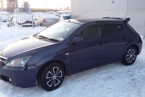 Автомобиль Toyota Will VS, отличное состояние, 2002 года выпуска, цена 350 000 руб., Тюмень