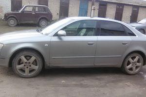Подержанный автомобиль Audi A4, отличное состояние, 2004 года выпуска, цена 470 000 руб., Кыштым