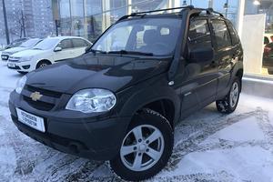 Авто Chevrolet Niva, 2015 года выпуска, цена 520 000 руб., Санкт-Петербург