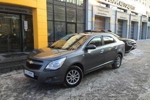 Авто Chevrolet Cobalt, 2013 года выпуска, цена 335 000 руб., Москва