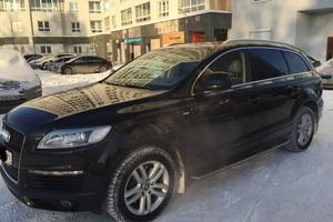 Подержанный автомобиль Audi Q7, отличное состояние, 2008 года выпуска, цена 1 010 000 руб., Екатеринбург