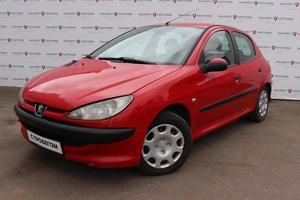 Авто Peugeot 206, 2007 года выпуска, цена 219 900 руб., Москва