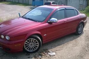 Автомобиль Jaguar X-Type, хорошее состояние, 2008 года выпуска, цена 600 000 руб., Орел