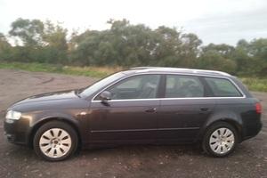 Подержанный автомобиль Audi A4, хорошее состояние, 2007 года выпуска, цена 555 000 руб., Москва