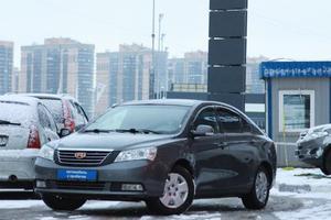 Авто Geely Emgrand, 2014 года выпуска, цена 369 000 руб., Санкт-Петербург