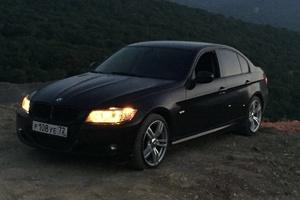 Автомобиль BMW 3 серия, отличное состояние, 2008 года выпуска, цена 750 000 руб., Нижневартовск