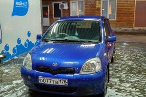 Автомобиль Toyota Vitz, хорошее состояние, 2000 года выпуска, цена 165 000 руб., Москва