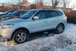Автомобиль Hyundai Santa Fe, хорошее состояние, 2009 года выпуска, цена 750 000 руб., Одинцово