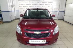 Авто Chevrolet Cobalt, 2014 года выпуска, цена 399 000 руб., Санкт-Петербург