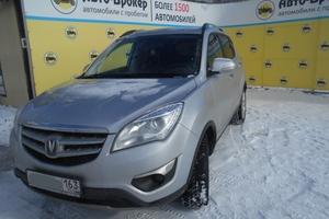 Авто Changan CS35, 2015 года выпуска, цена 730 000 руб., Самара