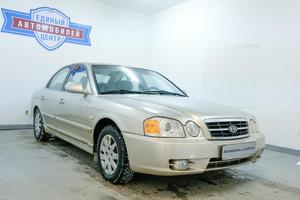 Авто Kia Magentis, 2004 года выпуска, цена 218 000 руб., Санкт-Петербург