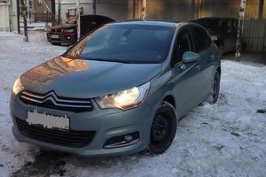Подержанный автомобиль Citroen C4, хорошее состояние, 2011 года выпуска, цена 520 000 руб., Челябинск
