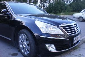 Автомобиль Hyundai Equus, отличное состояние, 2012 года выпуска, цена 1 600 000 руб., Озерск