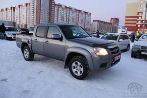 Авто Mazda BT-50, 2010 года выпуска, цена 590 000 руб., Тюмень