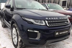 Авто Land Rover Range Rover Evoque, 2017 года выпуска, цена 2 610 000 руб., Москва