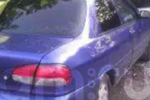 Автомобиль Kia Avella, битый состояние, 1999 года выпуска, цена 36 000 руб., Москва