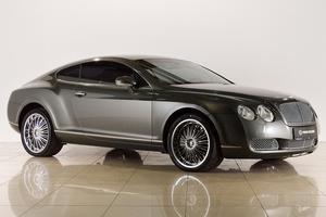 Авто Bentley Continental GT, 2004 года выпуска, цена 2 100 000 руб., Москва