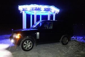 Подержанный автомобиль Land Rover Range Rover, хорошее состояние, 2006 года выпуска, цена 750 000 руб., Челябинск