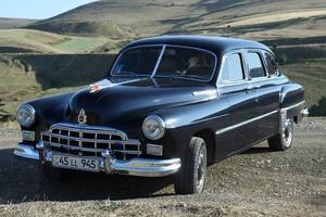 Автомобиль ГАЗ М-12 ЗиМ, отличное состояние, 1954 года выпуска, цена 11 500 000 руб., Москва