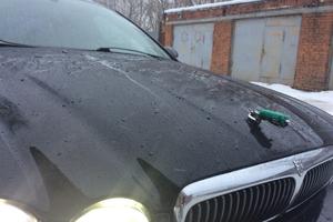 Подержанный автомобиль Jaguar X-Type, отличное состояние, 2002 года выпуска, цена 399 000 руб., Клин