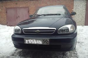 Подержанный автомобиль Chevrolet Lanos, хорошее состояние, 2007 года выпуска, цена 185 000 руб., Краснознаменск