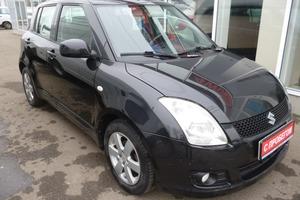 Авто Suzuki Swift, 2008 года выпуска, цена 318 000 руб., Краснодар