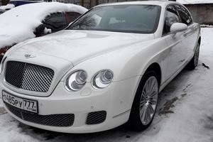 Автомобиль Bentley Continental Flying Spur, отличное состояние, 2009 года выпуска, цена 3 690 000 руб., Москва