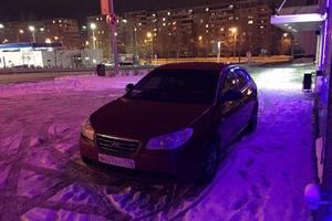 Подержанный автомобиль Hyundai Elantra, среднее состояние, 2007 года выпуска, цена 280 000 руб., Челябинск