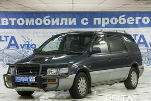 Авто Mitsubishi Space Wagon, 1998 года выпуска, цена 160 000 руб., Москва