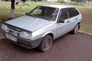 Автомобиль ВАЗ (Lada) 2109, хорошее состояние, 2002 года выпуска, цена 60 000 руб., Набережные Челны