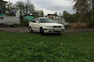 Автомобиль Audi 80, хорошее состояние, 1992 года выпуска, цена 155 000 руб., Коломна