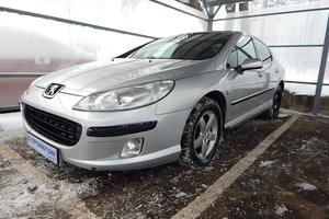 Авто Peugeot 407, 2005 года выпуска, цена 265 000 руб., Москва